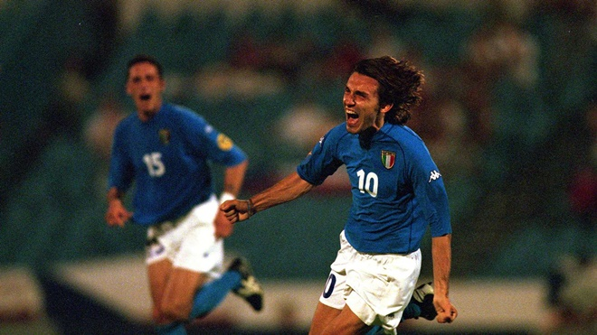 Pirlo in, Xavi out: The greatest European Under-21 Championship XI of all time - Bóng Đá