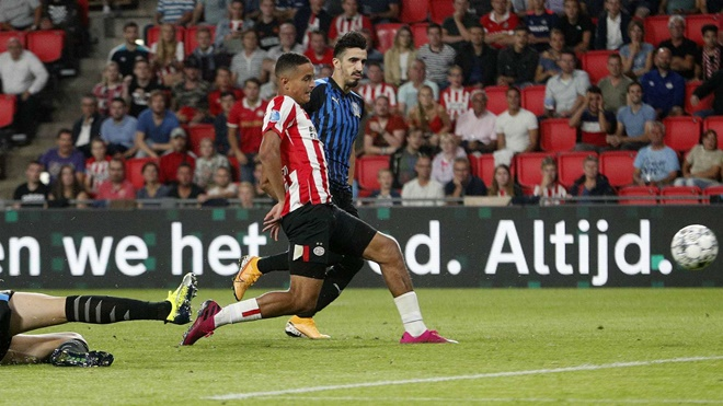 Mohamed Ihattaren: PSV's teenage prodigy making Eredivisie his playground - Bóng Đá
