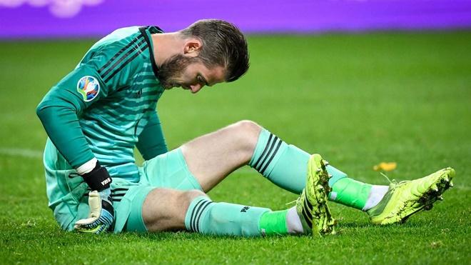 De Gea chấn thương, MU sẽ xoay sở thế nào trước Liverpool? - Bóng Đá