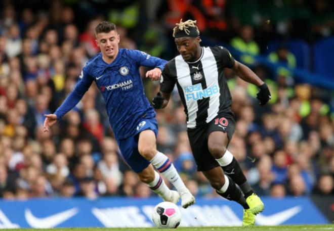 TRỰC TIẾP Chelsea 0-0 Newcastle United: Mason Mount! (H1) - Bóng Đá