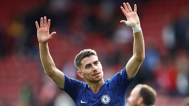The Jorginho bounce: How Chelsea's penalty-taker became one of the world's best - Bóng Đá