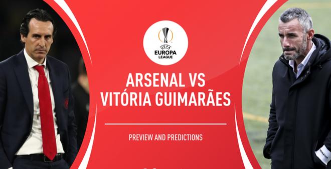 Nhận định Arsenal vs Vitoria - Bóng Đá
