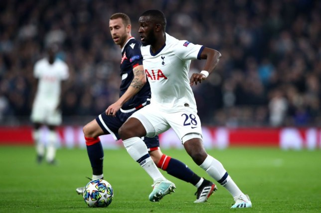 Tanguy Ndombele masterclass gives Spurs fans tantalising glimpse of new era under Mauricio Pochettino - Bóng Đá