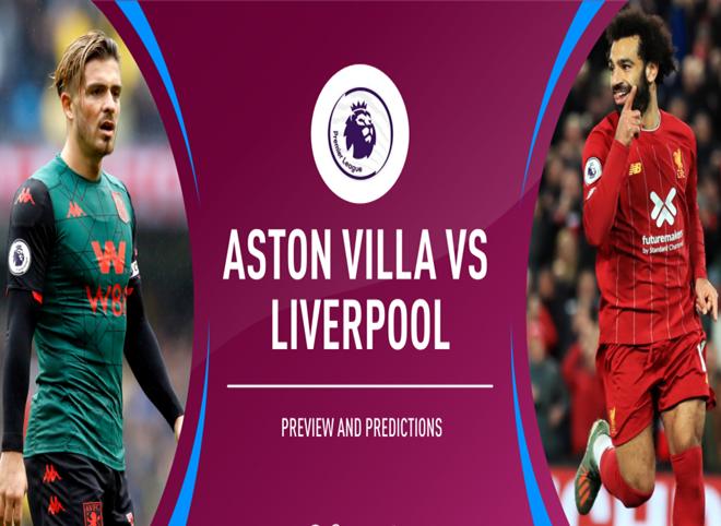 Nhận định Aston Villa vs Liverpool - Bóng Đá