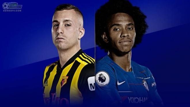 Nhận định Watford vs Chelsea - Bóng Đá