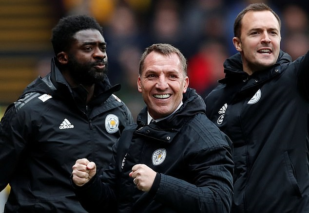 Brendan Rodgers' exciting Foxes might not repeat their 2016 Premier League miracle, but they have EVERY chance of a top four finish - Bóng Đá