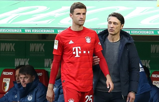 Niko Kovac was given an impossible task at Bayern Munich but he was out of his depth despite bringing young stars through… - Bóng Đá