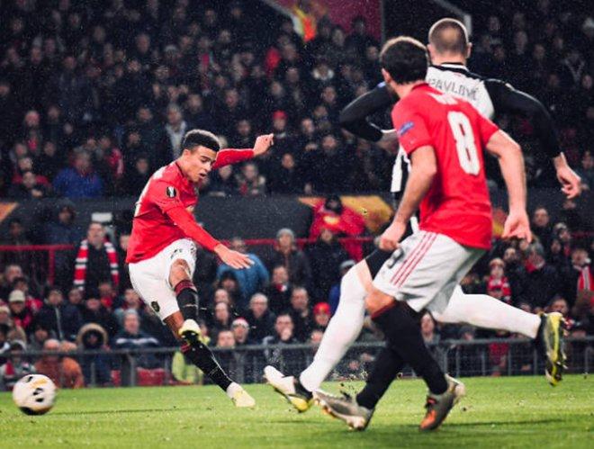 Man United đã hình thành bộ ba tấn công mới? - Bóng Đá