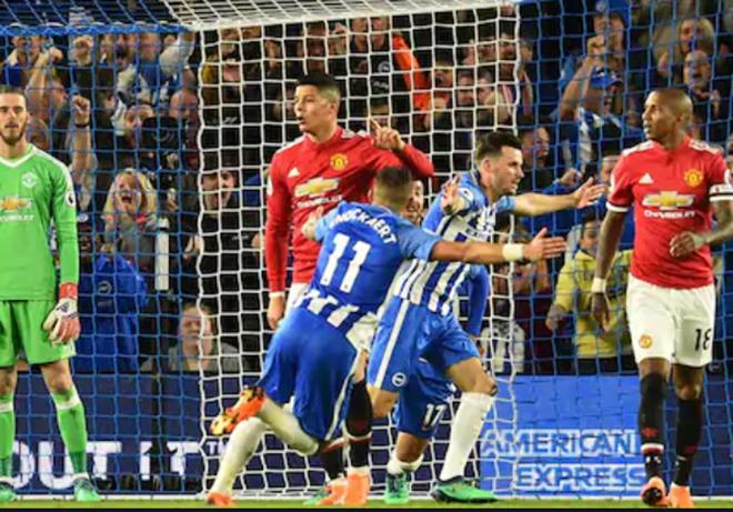 TRỰC TIẾP Man United vs Brighton - Bóng Đá