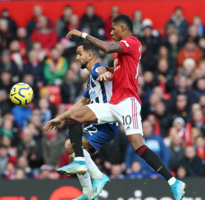 TRỰC TIẾP Man United 0-0 Brighton: Quỷ đỏ tự tin (H1) - Bóng Đá