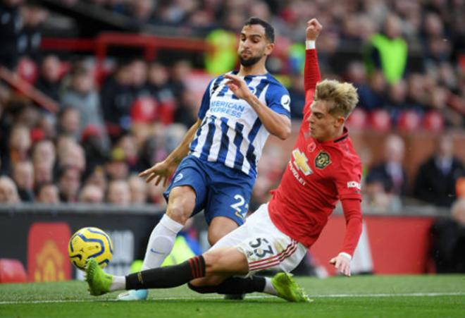 TRỰC TIẾP Man United 2-0 Brighton: Quỷ đỏ giảm nhịp (H1) - Bóng Đá