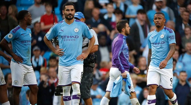 Manchester City set for £100m spree to keep up with Liverpool as they target replacements for Vincent Kompany, David Silva and Sergio Aguero - Bóng Đá