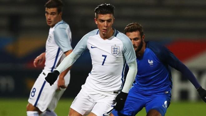 Jack Grealish is ready for England call-up? - Bóng Đá