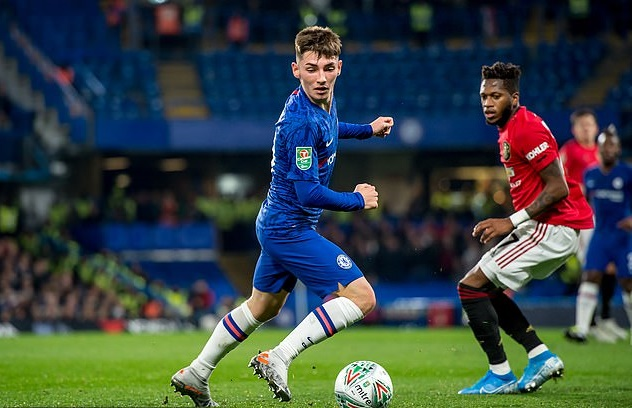 The making of Billy Gilmour: His stated ambition is to become 'the best player in the world'. - Bóng Đá
