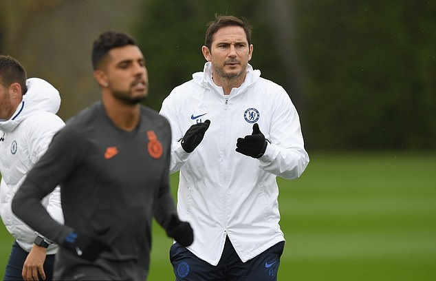 How Frank Lampard's tough love is bringing success back to Chelsea - Bóng Đá