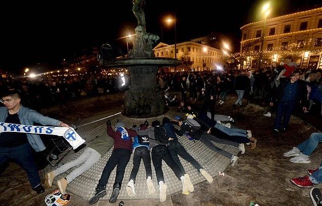 Toàn cảnh Phần Lan làm nên lịch sử trước Lichtenstein - Bóng Đá