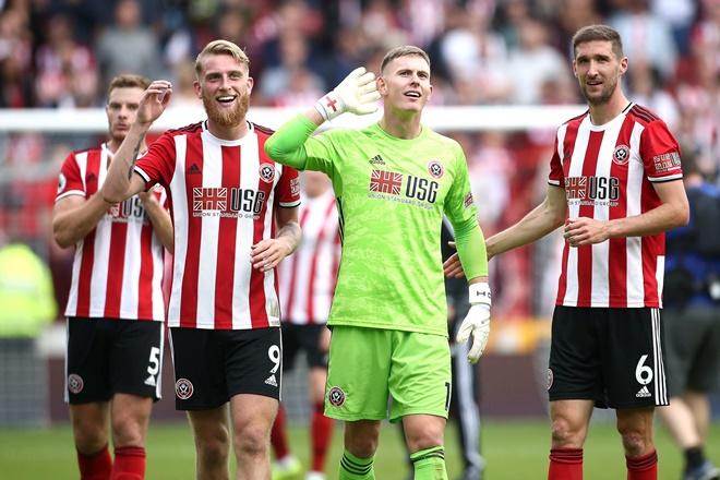 Nhận định Sheffield United vs Man United - Bóng Đá
