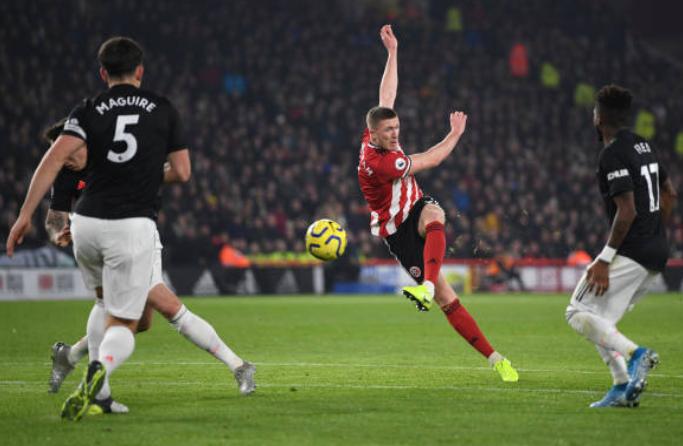 TRỰC TIẾP Sheffield 0-0 Man United: Hoan hô De Gea! (H1) - Bóng Đá