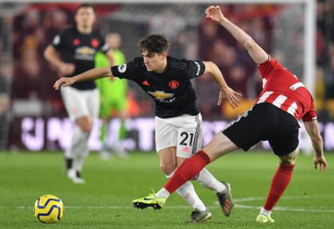 TRỰC TIẾP Sheffield 0-0 Man United: Bộ ba tốc độ! (H1) - Bóng Đá