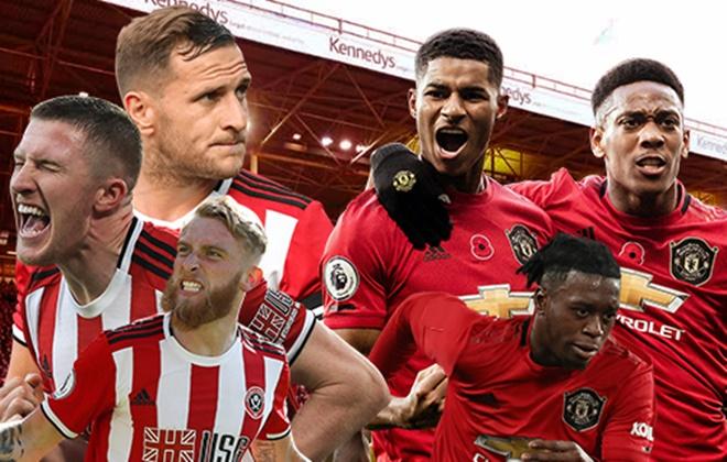 TRỰC TIẾP Sheffield vs Man United - Bóng Đá