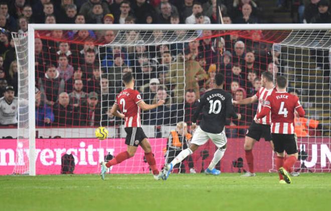 TRỰC TIẾP Sheffield 2-3 Man United: Tuyệt vời Quỷ đỏ! (H2) - Bóng Đá