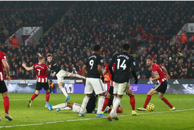 TRỰC TIẾP Sheffield 2-1 Man United: Williams!!!!! (H2) - Bóng Đá