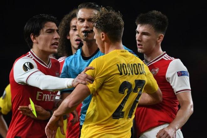 Nhận định Standard Liege vs Arsenal - Bóng Đá