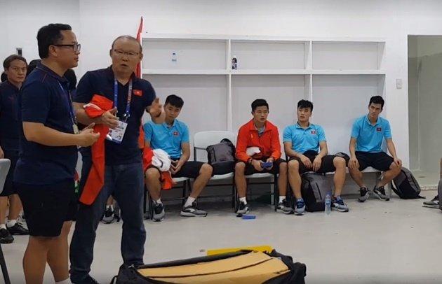 Thầy Park và bí quyết giúp VN hóa vàng SEA GAMES - Bóng Đá