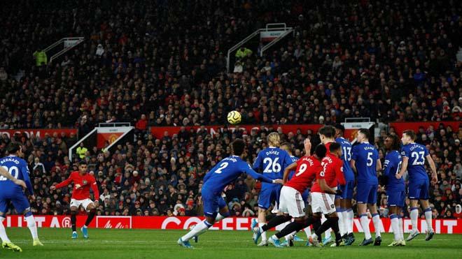 TRỰC TIẾP Man United 0-1 Everton: Quỷ đỏ tìm bàn gỡ (H2) - Bóng Đá