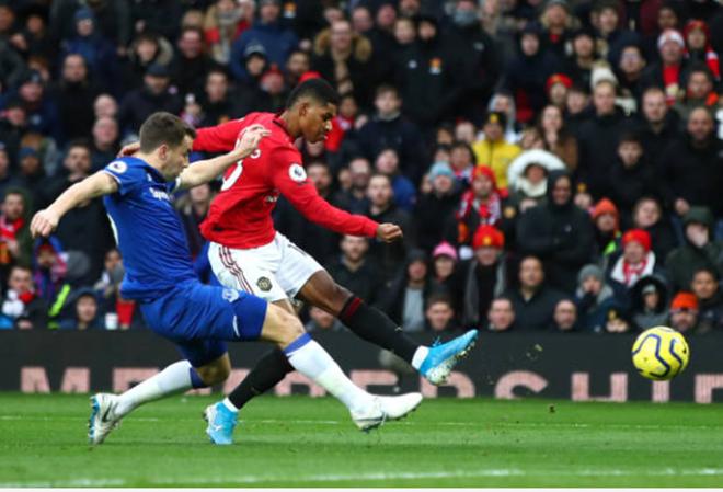 TRỰC TIẾP Man United 0-0 Everton: Quỷ đỏ tấn công ồ ạt (H1) - Bóng Đá