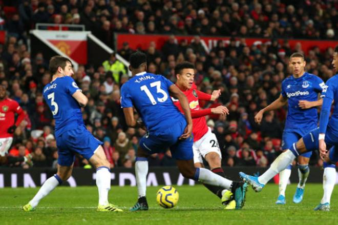 TRỰC TIẾP Man United 1-1 Everton: Tuyệt vời Greenwood!!!!! (H2) - Bóng Đá