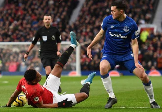 TRỰC TIẾP Man United 0-0 Everton: Không có penalty cho Quỷ đỏ (H1) - Bóng Đá
