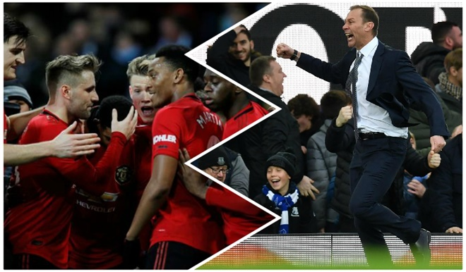 TRỰC TIẾP Man United vs Everton - Bóng Đá