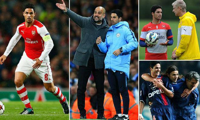 Mikel Arteta confirms his Arsenal backroom squad as Wales assistant Albert Stuivenberg joins alongside Freddie Ljungberg, Steve Round - Bóng Đá