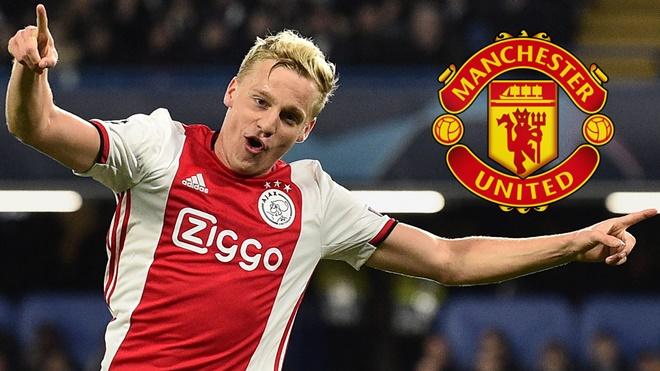Man United và Donny van de Beek - Bóng Đá