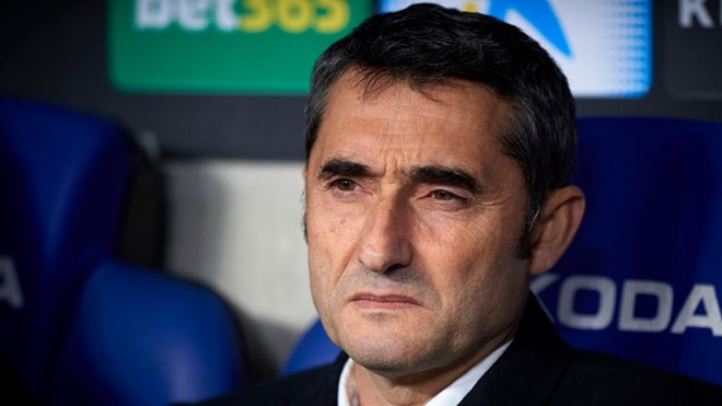 Barcelona sack Ernesto Valverde: Where did it go wrong for head coach? - Bóng Đá