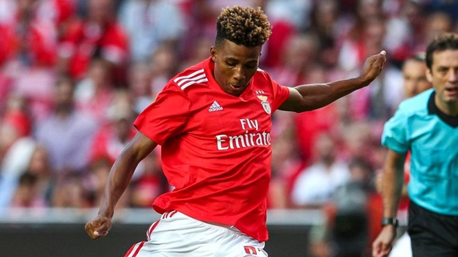 Gedson Fernandes: Why Tottenham, Chelsea, West Ham made offers for Benfica and Portugal youngster - Bóng Đá