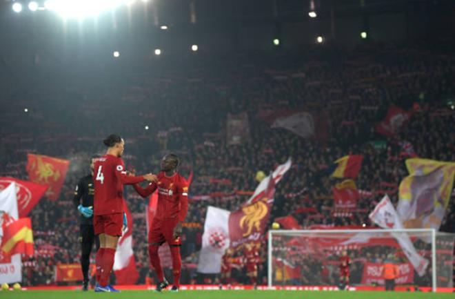 TRỰC TIẾP Liverpool 0-0 Man United: Thế trận giằng co (H1) - Bóng Đá
