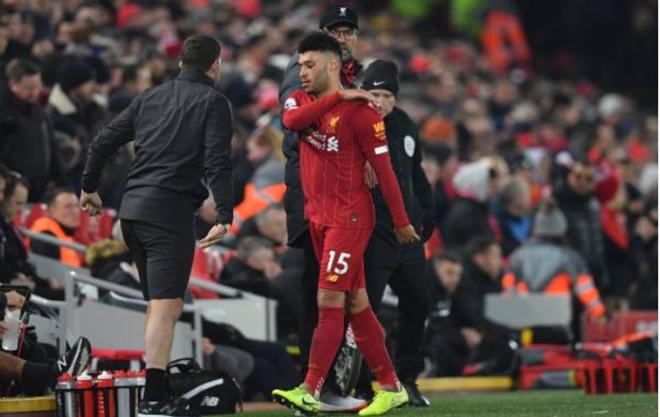 TRỰC TIẾP Liverpool 1-0 Man United: Ole quyết định thay đổi (H2) - Bóng Đá