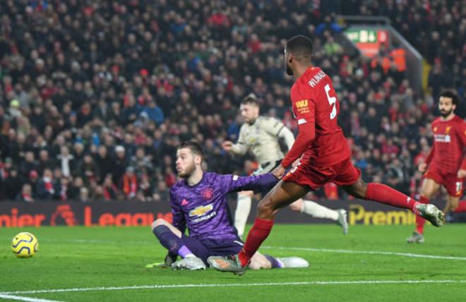 TRỰC TIẾP Liverpool 1-0 Man United: VAR cứu nguy cho Quỷ đỏ (H1) - Bóng Đá