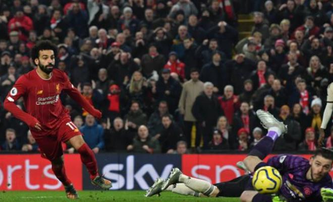TRỰC TIẾP Liverpool 1-0 Man United: Báo động đỏ cho đội khách! (H2) - Bóng Đá