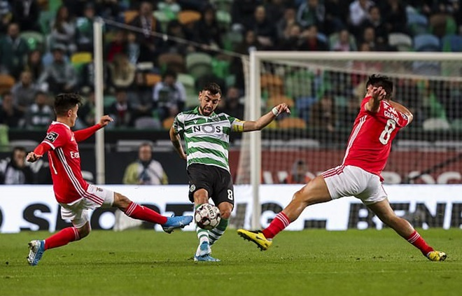 'We don't feel Bruno is thinking about leaving': Sporting Lisbon coach insists Fernandes - Bóng Đá