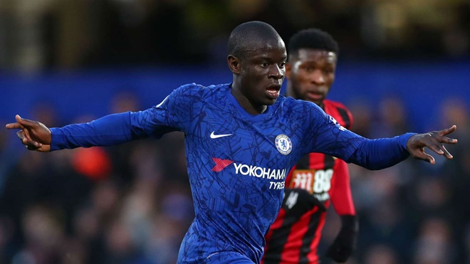 Chelsea are worse with Kante in the team, should Lampard leave him out? - Bóng Đá