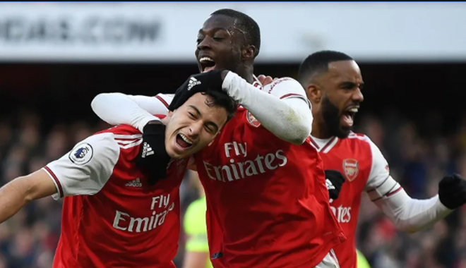 Những điểm sáng của Arsenal trước Chelsea - Bóng Đá