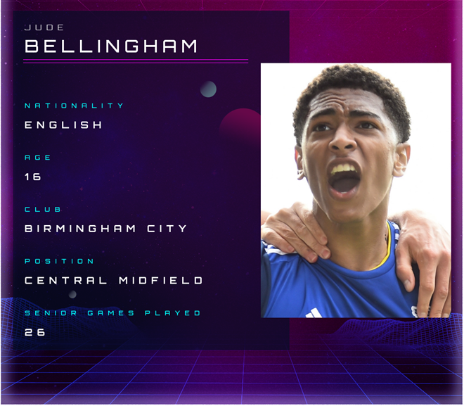Jude Bellingham: Man Utd's £30m teen target the perfect modern midfielder - Bóng Đá