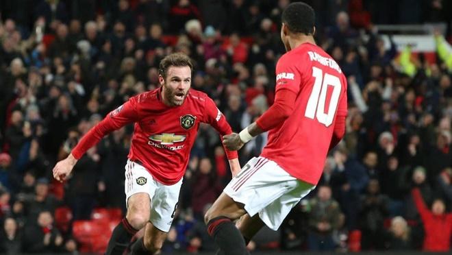 Brandon Williams makes left-back spot his own at Manchester United - Bóng Đá