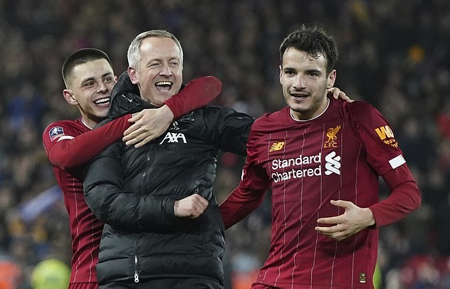 How Liverpool's plan to dominate English football is coming together - Bóng Đá
