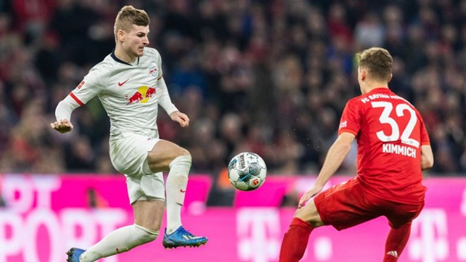 Timo Werner: Why RB Leipzig ace is being linked with a transfer to Europe's biggest clubs - Bóng Đá