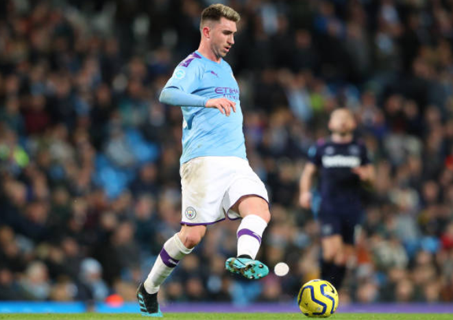 Aymeric Laporte key to Manchester City's play with and without the ball - Bóng Đá