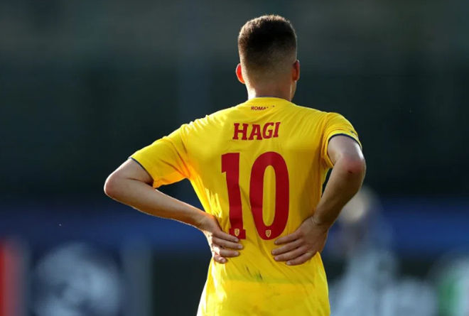 Ianis Hagi, son of Gheorghe, is living up to Romania legend's legacy with brilliant goals for Rangers - Bóng Đá